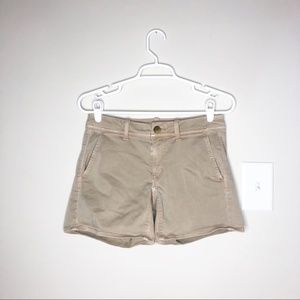 AE | Khaki Shorts Super Stretch